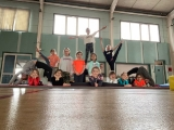 Stage de gymnastique - Fev. 2020
